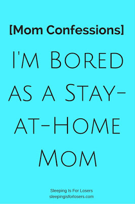 The Boredom of Staying Home