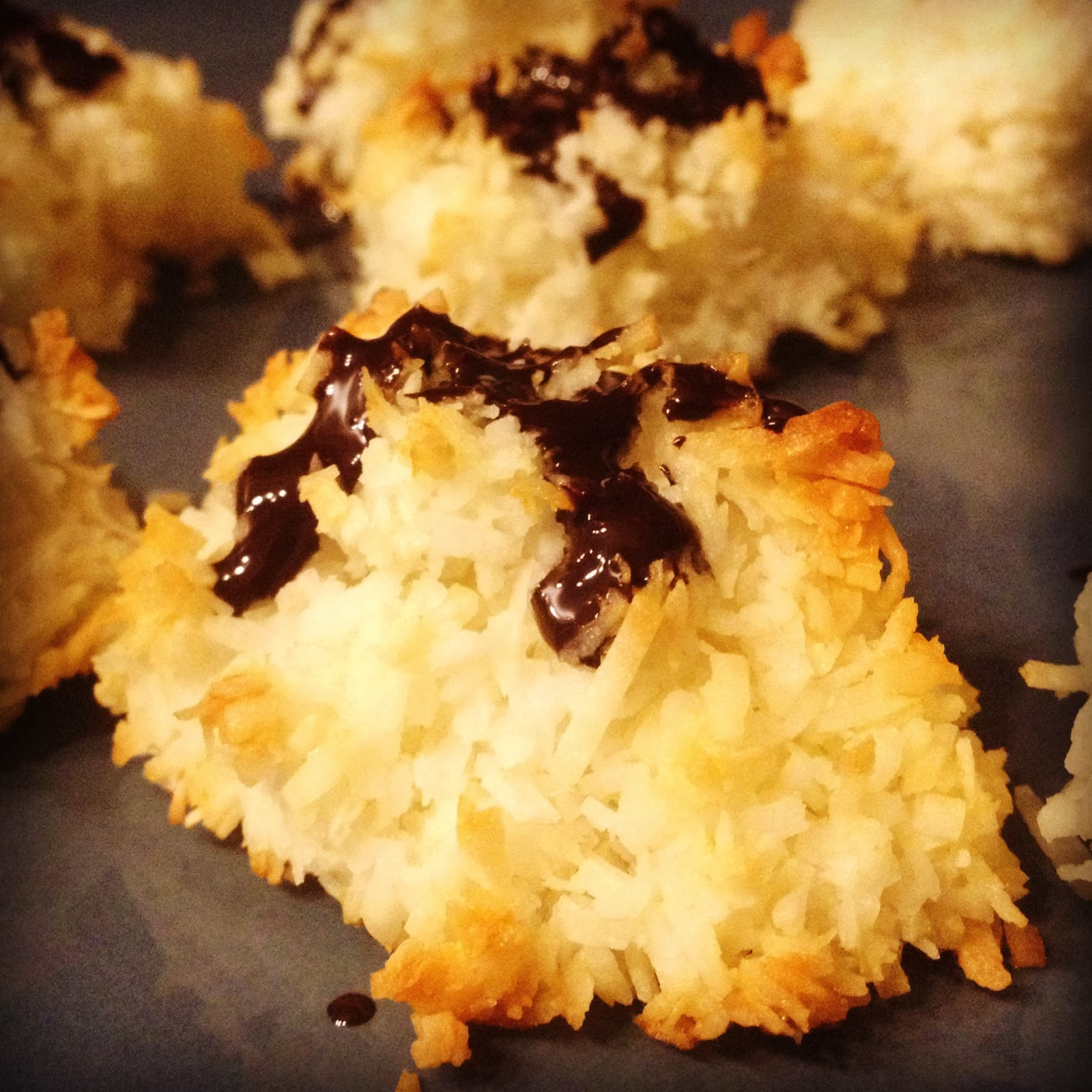 Clean Eating Coconut Macaroons