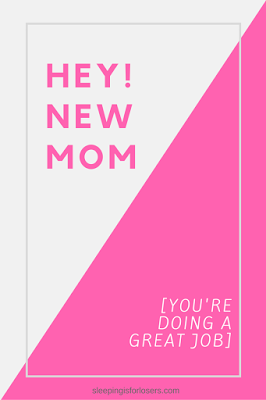 What to say to a new mom who is overwhelmed, scared, excited and everything in between.