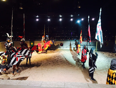 A Medieval Times GIVEAWAY!!!!!!