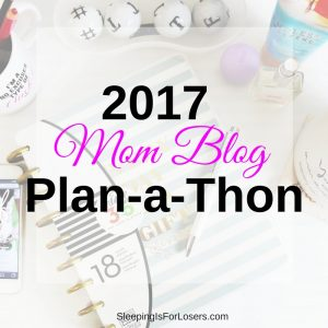 mom-blog-planathon