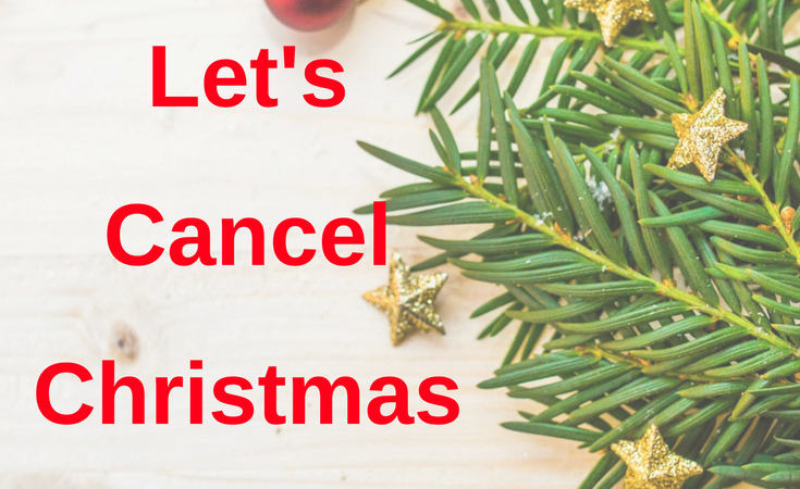 Christmas Concerts need to be cancelled - for the sake of everyone!