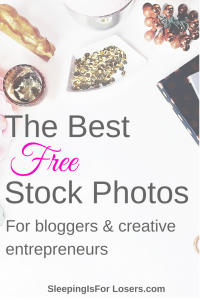 Where to find free stock photos