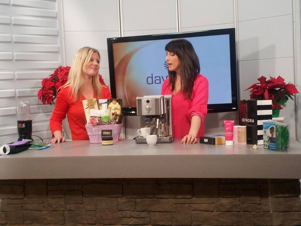 Guest appearance on Daytime Durham for Rogers TV