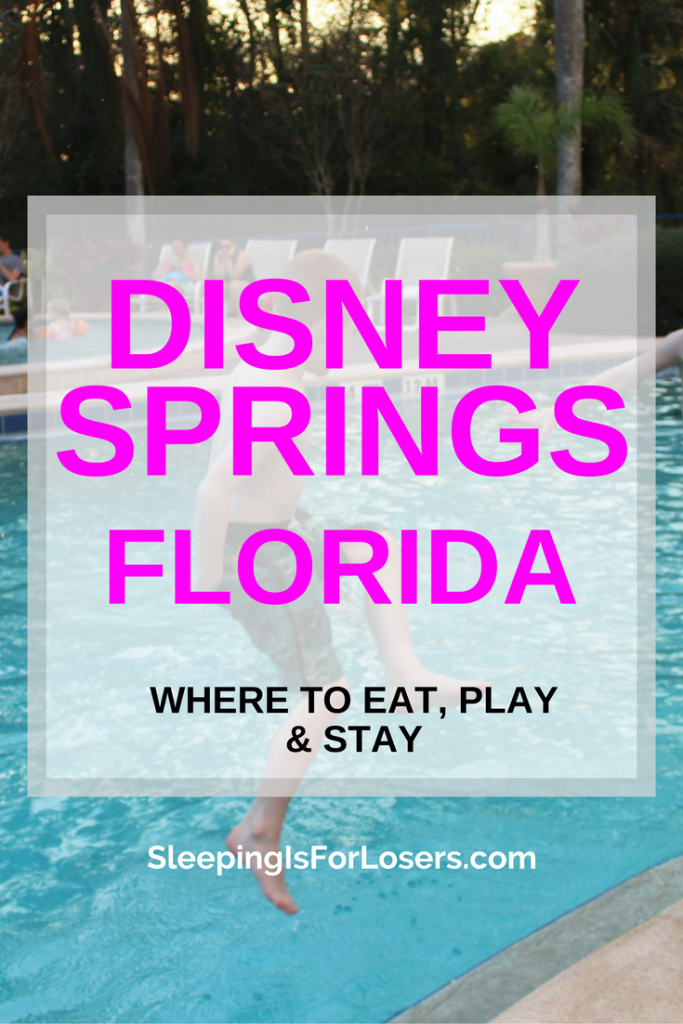 Planning a trip to Disney World in Florida? You're going to want to visit (and STAY) in Disney Springs - great hotels, great service, great restaurants and a whole lot of Disney magic sprinkled in for good luck!
