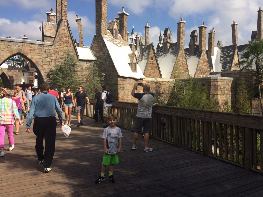 "Harry Potter Universal Orlando ""Sleeping Is For Losers"""