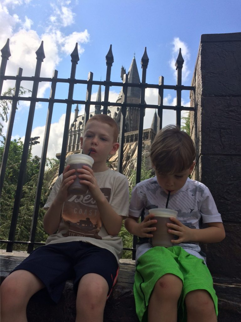 "Butter Beer Harry Potter Universal Orlando ""Sleeping Is For Losers"""