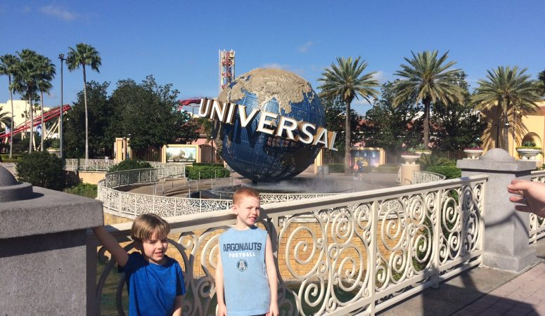 UNIVERSAL ORLANDO IN ONE DAY