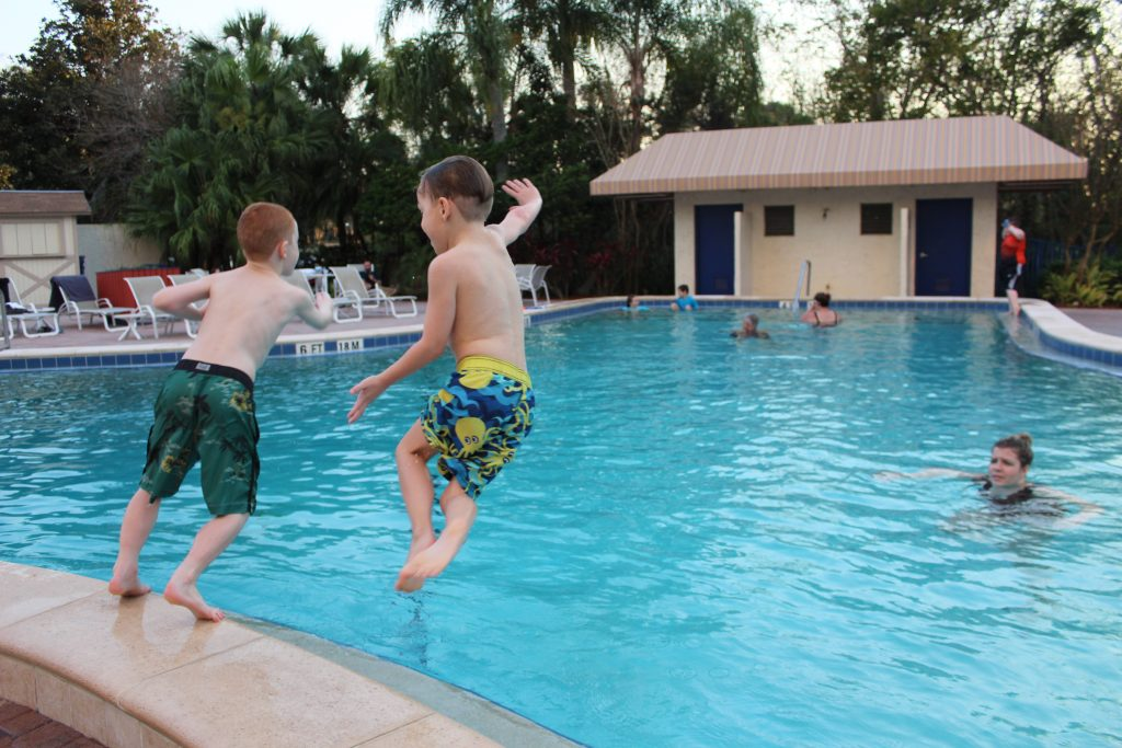 Best Western Lake Buena Vista hotel pool