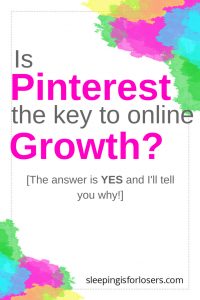 Pinterest is one of the most powerful tools a blogger or online business owner can use - so let's look at exactly WHY Pinterest works and HOW you can use it to see steady growth on your blog/website and in your business. Pin for later or click now to learn all about how Pinterest is changing my approach to blog traffic!