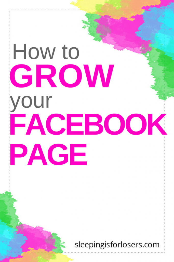 Facebook still matters and a Facebook Page is still a very valuable asset for bloggers and online business owners. But growing your page can be extremely frustrating...unless you have the right information! Click to find out exactly how to grow your Facebook Page by tricking its algorithm (+ get free access to my exclusive Facebook webinar)
