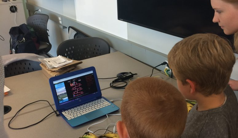 Level Up Kids coding summer camp - Sleeping Is For Losers