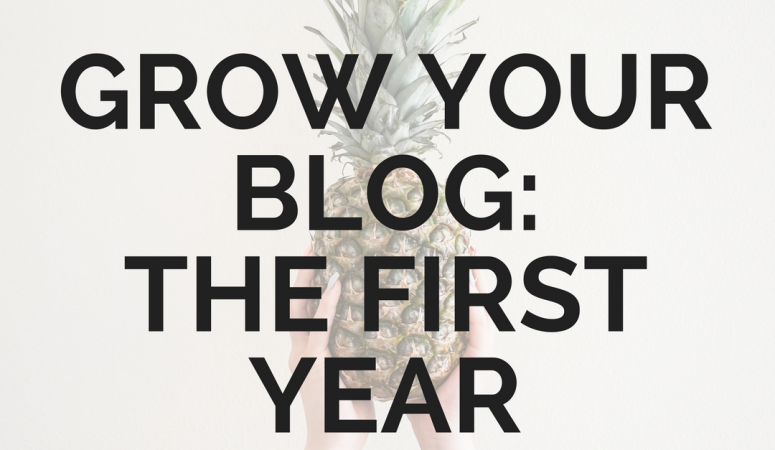 HOW TO GROW YOUR NEW BLOG