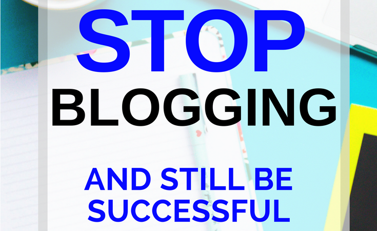 STEP AWAY FROM YOUR BLOG!!